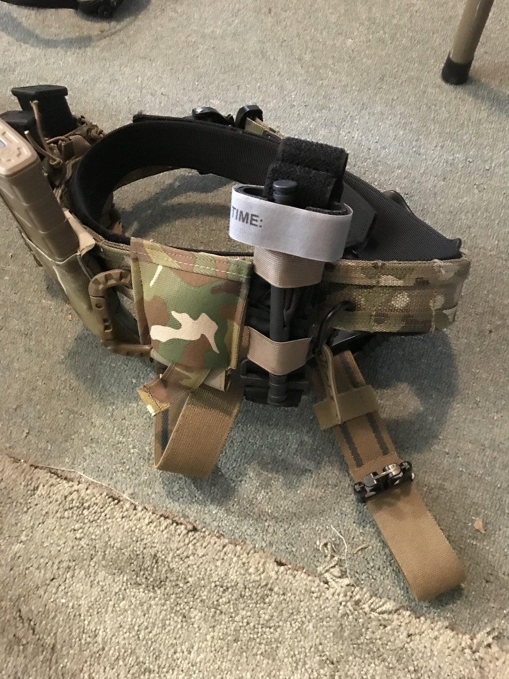 Ronin Tactics Task Force Belt
