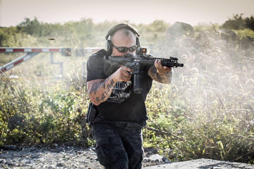 Tactical Rifle Course Level II